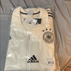 Mens Adidas Germany track jacket